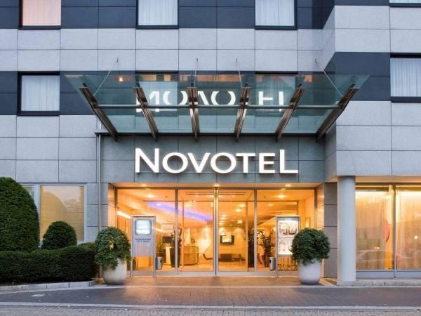 Hotel Novotel Duesseldorf City West (Seestern)