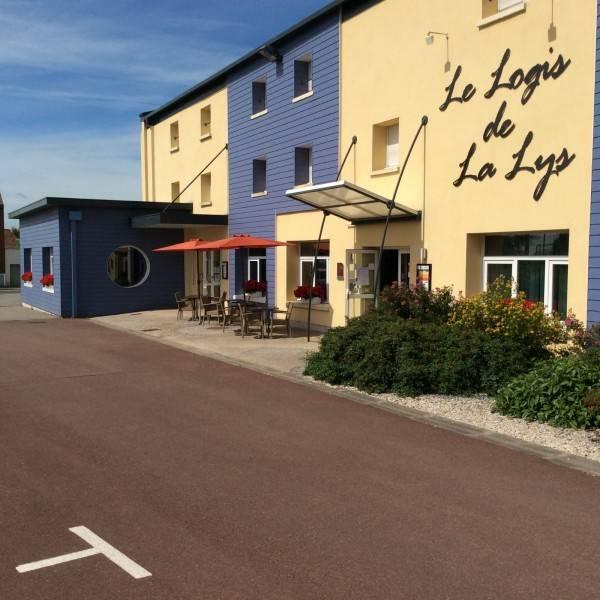 Hotel Le Logis de la Lys