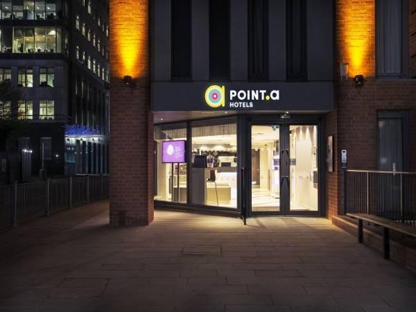 Point A Hotel Canary Wharf
