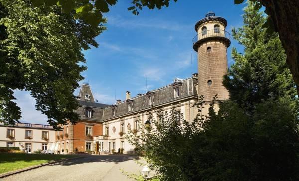 Hotel Chateau d Isenbourg Grandes Etapes Francaises
