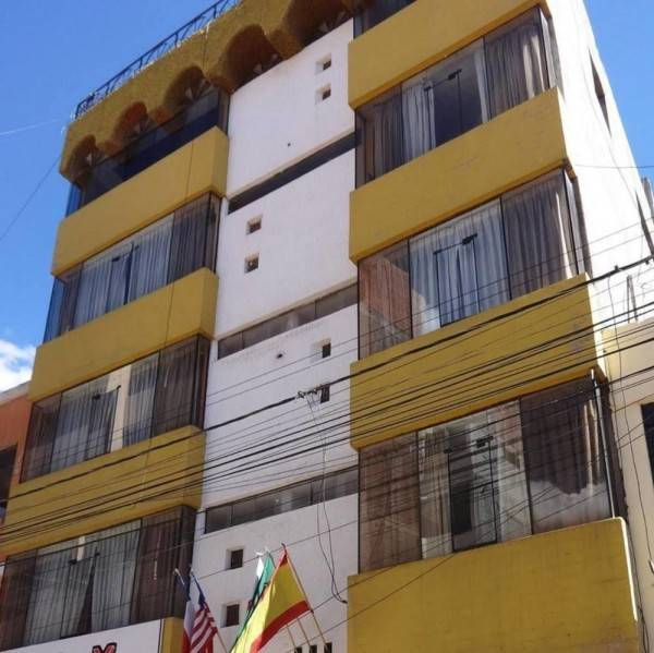 Mirador del Inka Inn Hostel