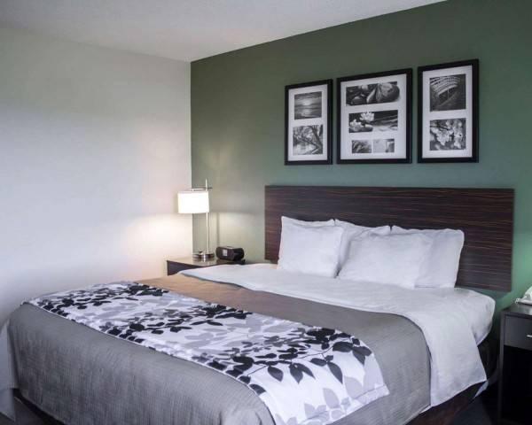 Sleep Inn and Suites Smithfield near I-9