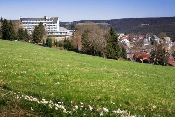 Hotel Werrapark Resort Haus Frankenblick