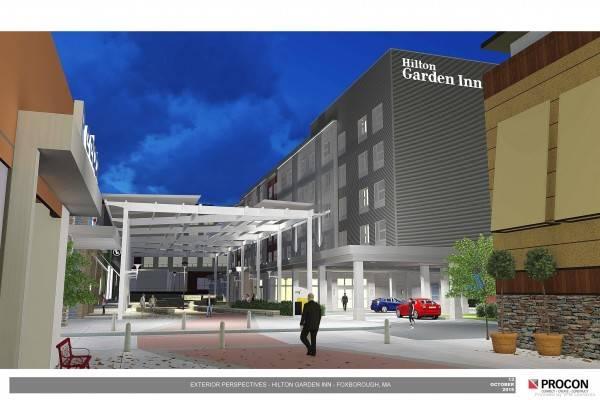 Hilton Garden Inn Foxborough/Patriot Pl