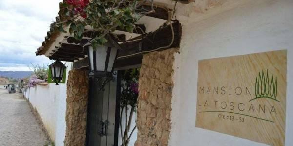 Hotel Mansión La Toscana