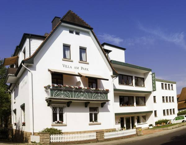Sathya Ayurveda Hotel Villa am Park