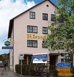 Frühstückspension Klosterhof in Franken