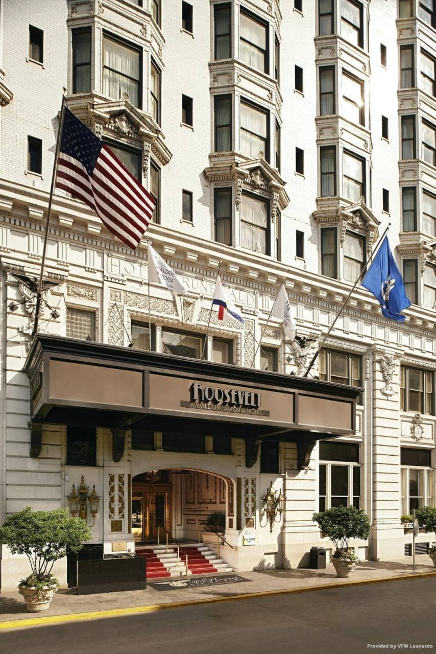 The Roosevelt New Orleans A Waldorf Astoria Hotel United States Of America At Hrs With Free Services