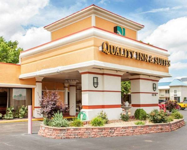 Quality Inn and Suites Kansas City - Ind