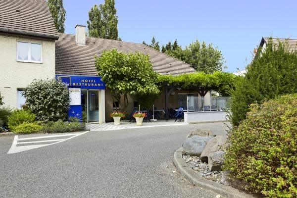 Hotel Kyriad Mulhouse Nord Illzach