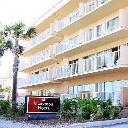MAGNUSON HOTEL CLEARWATER BEAC