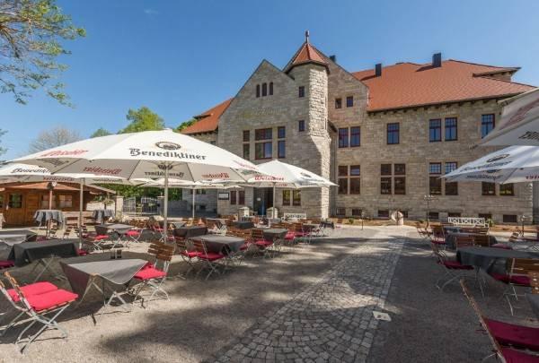 Hotel Waldschloesschen Wangen