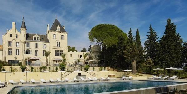 Hotel Château Les Carrasses