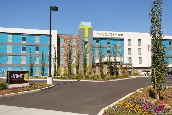Hotel Home2 Suites by Hilton Seattle Airport