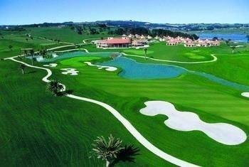 Hotel Formosa Golf Resort
