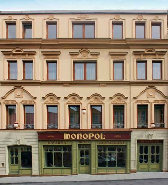 Hotel Pivovar Monopol Teplice