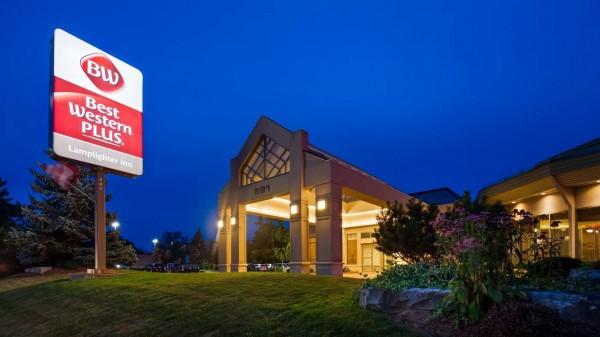 Hotel BEST WESTERN PLUS LAMPLIGHTER