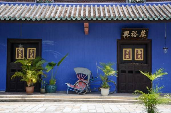 Hotel Cheong Fatt Tze - The Blue Mansion