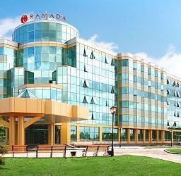 Ramada By Wyndham Yekaterinburg Hotel & Spa