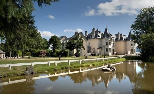 Hotel Château dOrfeuillette