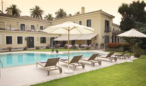 Hotel Villa Jerez