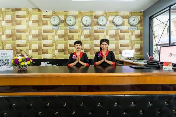 Hotel PJ Patong Resortel