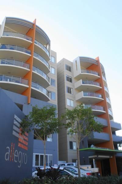 Hotel Allegro Apartments