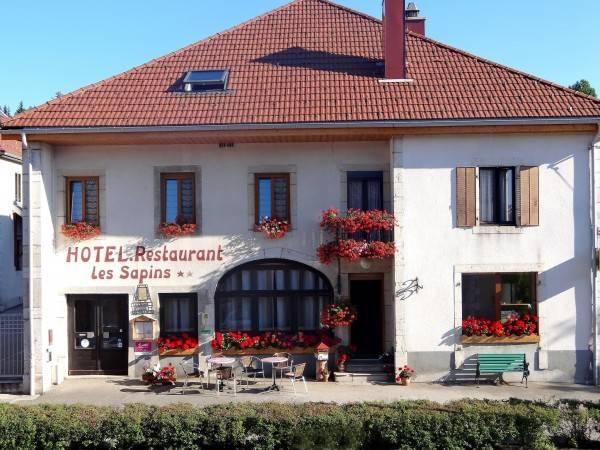 Hotel les Sapins Logis