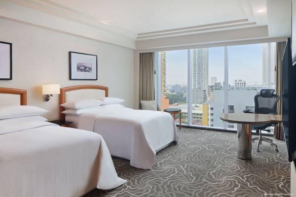 Hotel Sheraton Manila Bay