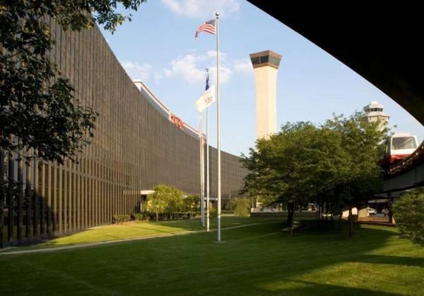 Hotel Hilton Chicago O*Hare Airport