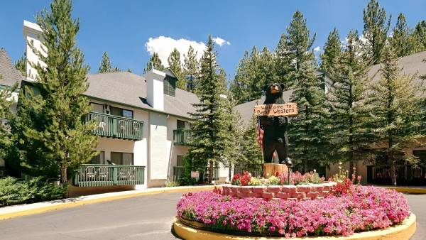 Hotel Best Western Big Bear Chateau