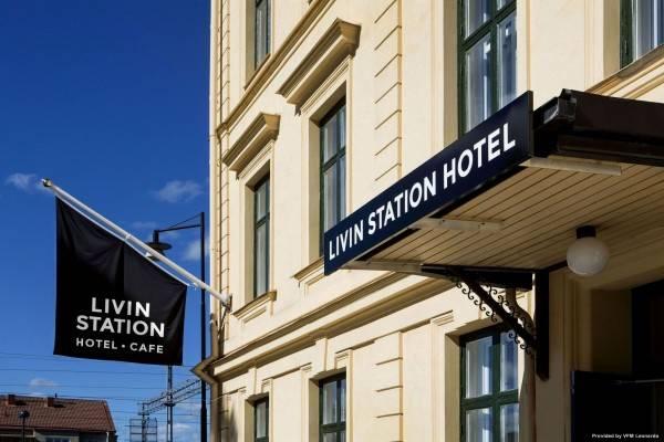 HOTEL LIVIN STATION SWEDEN HOTELS