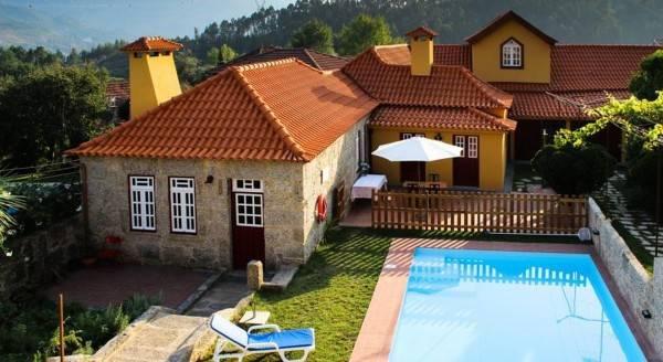 Hotel Casa do Eido - sustainable living & nature experiences