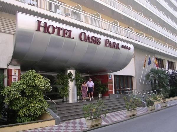 Hotel Oasis Park Junior Suites