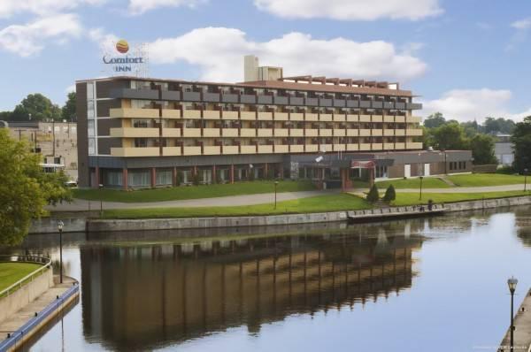 Hotel Econo Lodge Smiths Falls