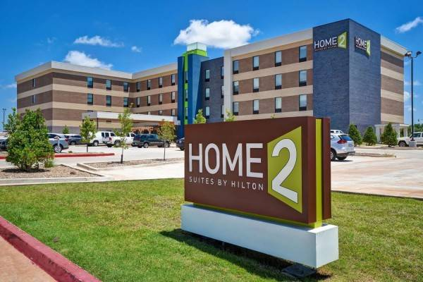 Hotel Home2 Suites by Hilton Oklahoma City Airport