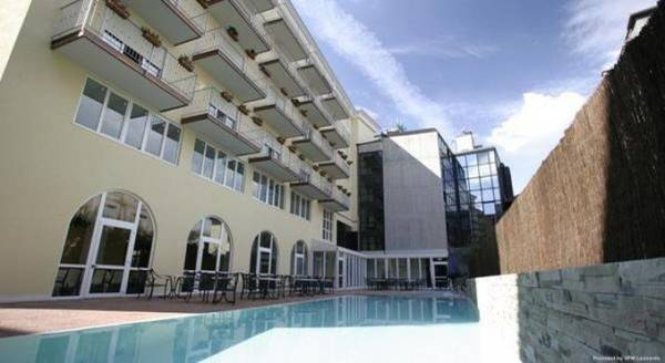 Hotel San Marco Fitness Pool and SPA