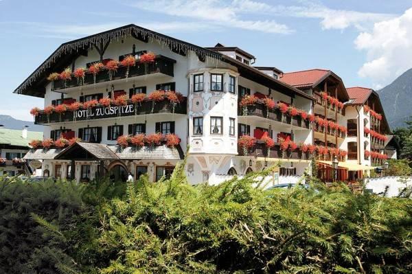 Zugspitze Urlaubshotel & SPA