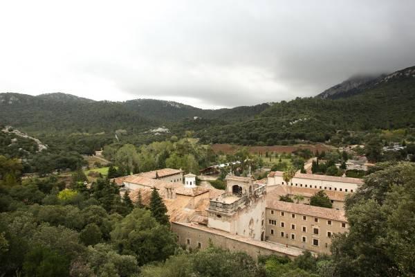 Hotel Santuari de Lluc Kloster Herberge