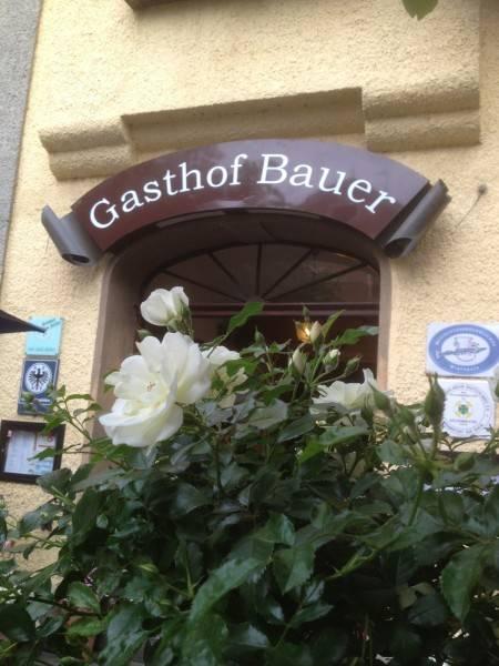 Hotel Bauer Gasthof