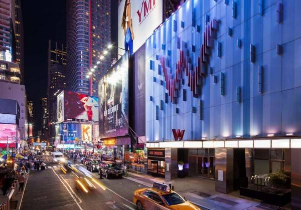 Hotel W New York - Times Square