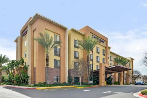 Hotel SpringHill Suites Corona Riverside