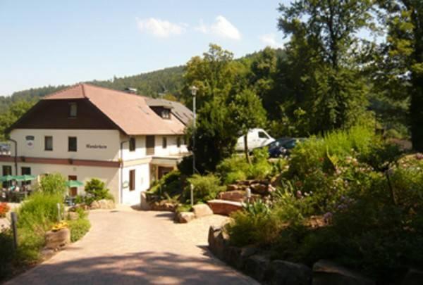 Hotel Wanderheim am Schlossberg