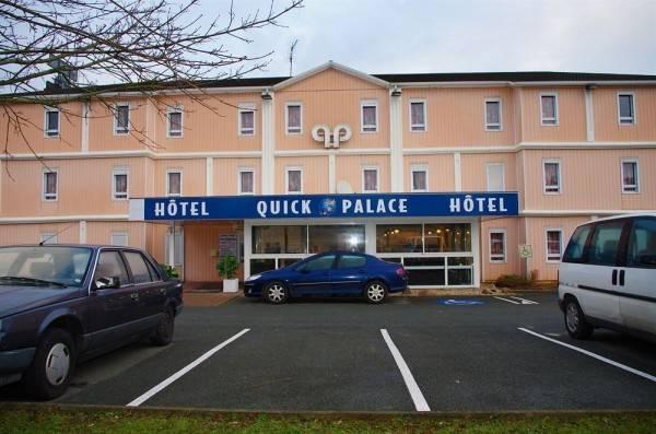 Hôtel Quick Palace Poitiers