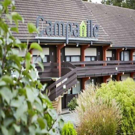 Hotel Campanile -Strasbourg - Illkirch