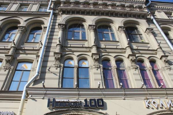 Nevsky 100 mini-hotel