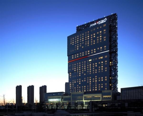 Hotel Four Points by Sheraton Qingdao West Coast