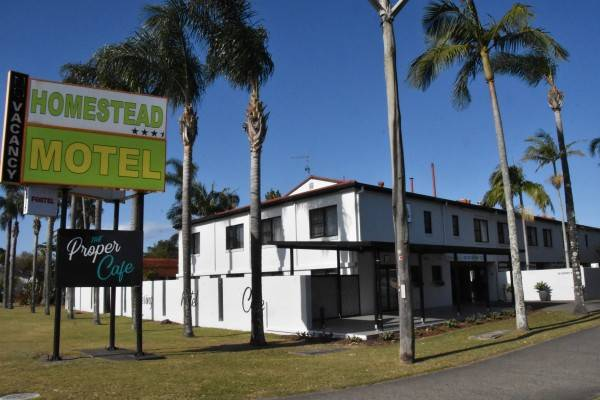 Hotel Ballina Homestead
