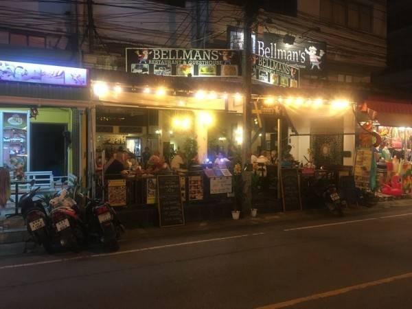 Hotel Bellmans Restaurant & Guesthouse