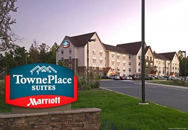 Hotel TownePlace Suites Bowie Town Center